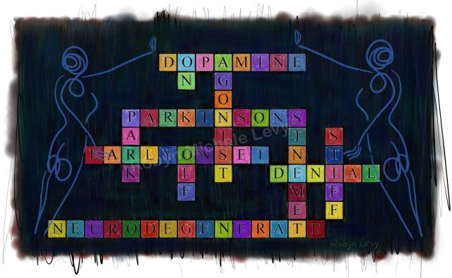 Parkinson's Scrabble